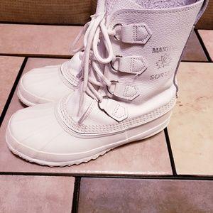 Sorel boots vintage womens size 8